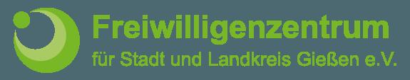 Logo des Freiwilligenzentrum für Stadt und Landkreis Gießen e.V.