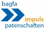 Logo: bagfa Impuls Patenschaften