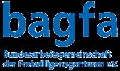 Logo: Bundesarbeitsgemeinschaft der Freiwilligenzentren e.V. (bagfa)